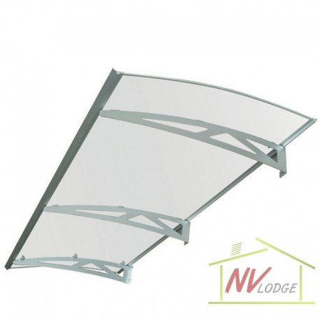 Diamond-series Easy DIY Canopy Awning kit, D240LCL-SR