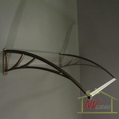 Canopy awning DIY kit - Onyx, O120LCL-BN
