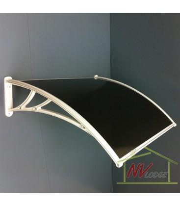 Canopy awning DIY kit - Onyx, O120SBN-WT
