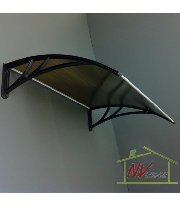 Canopy awning DIY kit - Onyx, O150SBN-BK