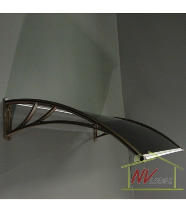 Canopy awning DIY kit - Onyx, O120LBN-BK