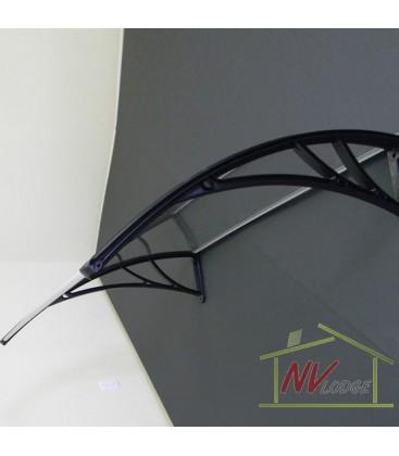 Canopy awning DIY kit - Onyx, O120LCL-BK