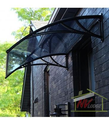 Canopy awning DIY kit - Onyx, O120LGY-BK