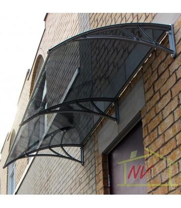 Canopy awning DIY kit - Onyx, O120LGY-SR
