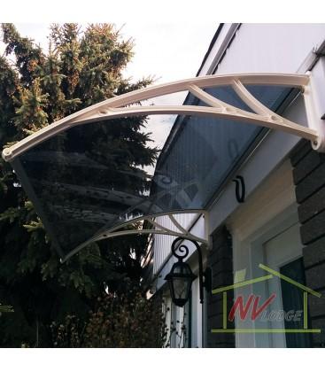 Canopy awning DIY kit - Onyx, O120LGY-WT