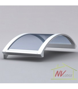 Canopy awning DIY kit - Crystal 70  sc 1 st  NVLodge : crystal canopies - memphite.com