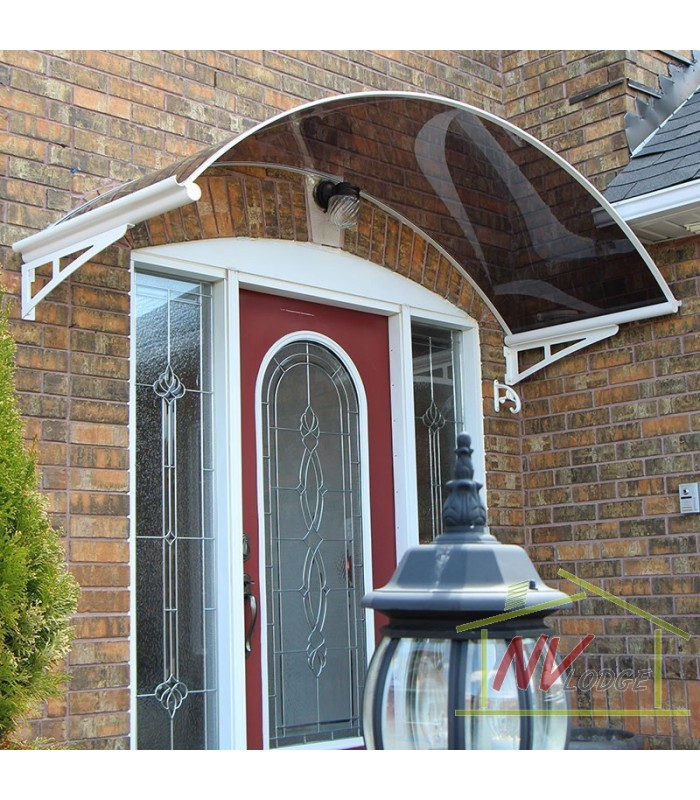 Canopy awning DIY kit - Crystal 90 : crystal canopies - memphite.com