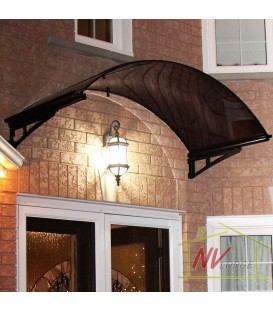 Canopy awning DIY kit - Crystal 120