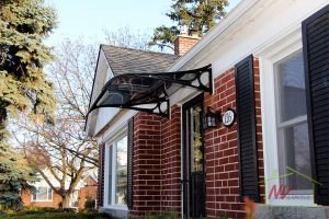 Front-Door-Awning-Canopy_AMBER_A150X100LGY-BK